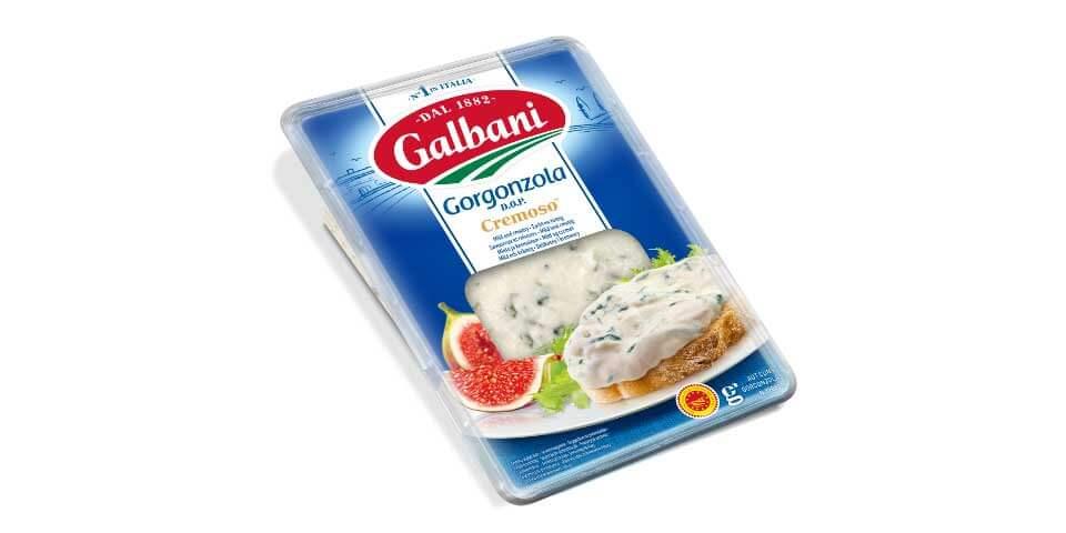 Gorgonzola Cremoso D.O.P Galbani 150g