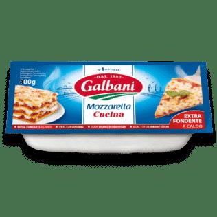 Mozzarella Cucina 400g Galbani Produktabbildung
