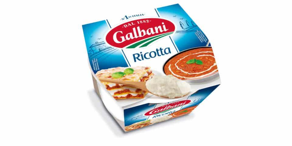 Ricotta 250g Galbani Produktabbildung