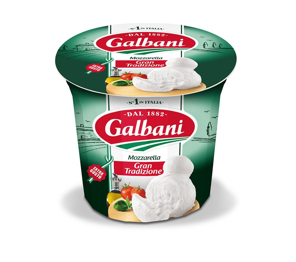 Galbani Mozzarella Gran Tradizione 200g
