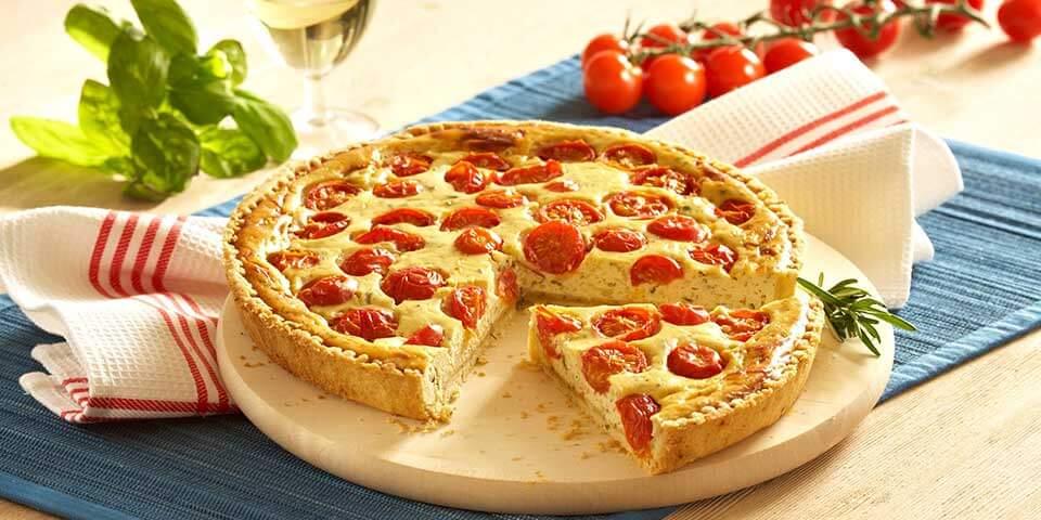 Rezept Ricotta Tomatentarte
