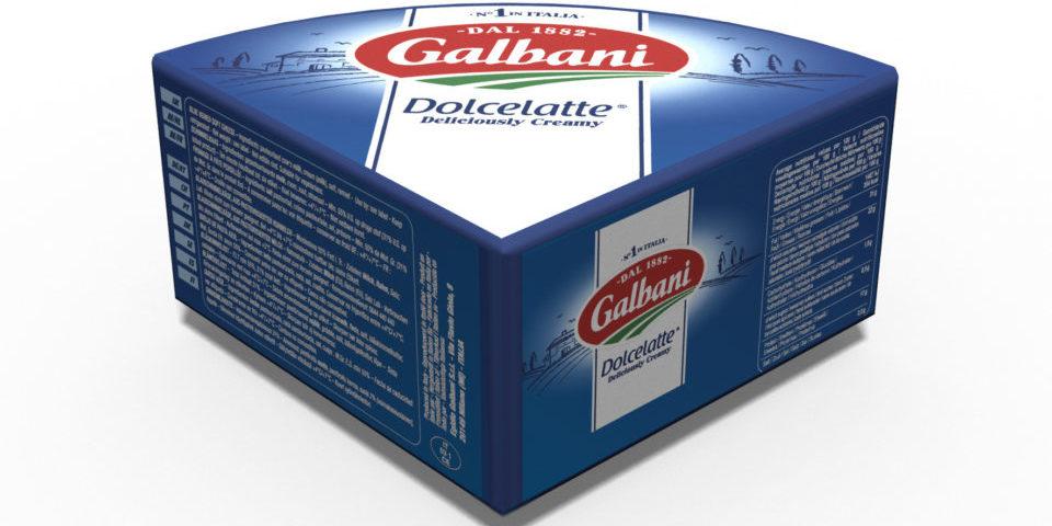 3D Galbani Dolcelatte 1,5kg