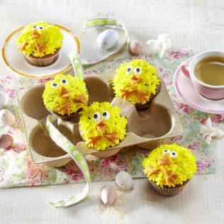 Küken-Muffins