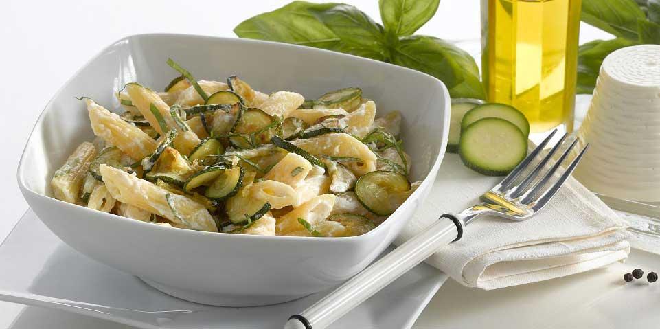Rezepte mit zucchini und ricotta