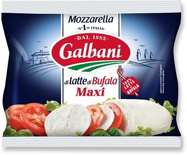 Büffelmozzarella Maxi Galbani 200g
