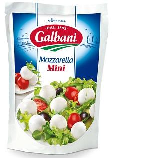 Mozzarella Mini Kugeln 150g Galbani Produktabbildung