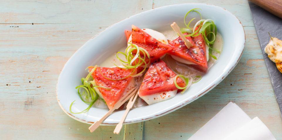 Wassermelonen-Dreiecke