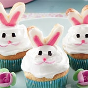 Oster Cupcakes mit Mascarponecreme
